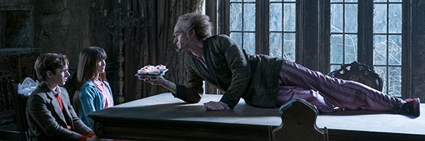 Wright Recommendation; Netflix's A Series of Unfortunate Events.