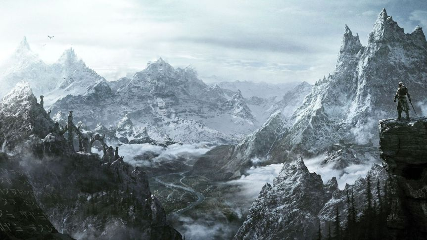 Weekly Games Review: #1 Skyrim (SpecialEdition)