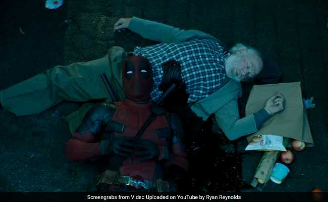 Ryan Reynolds Drops Something into the 'Pool; A Teaser Trailer for the 2nd Deadpool Movie