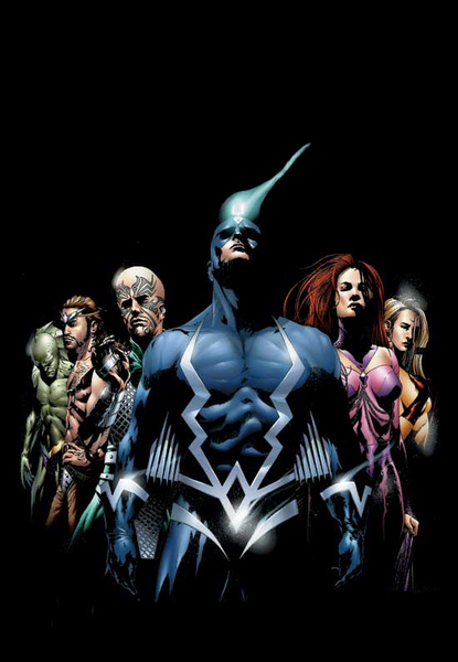 The Inhumans Are Coming, Though Without Vin Diesel