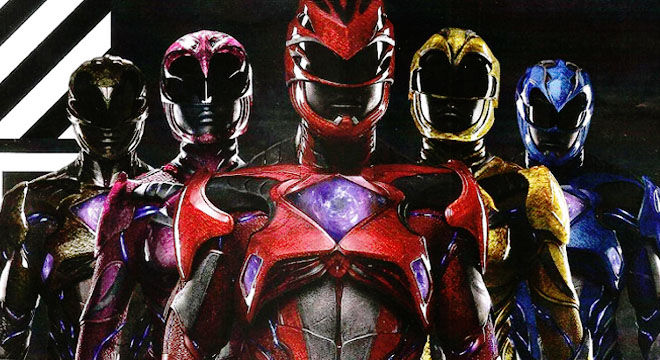 It's Morphin' Time As 2017's Power Rangers Reboot Hit The Cinemas