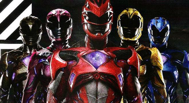 It's Morphin' Time As 2017's Power Rangers Reboot Hit TheCinemas