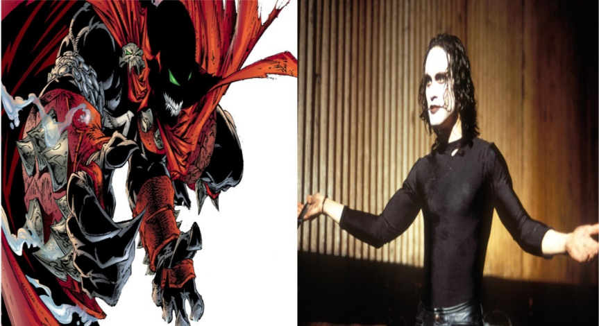 Creator of Spawn and Director of New The Crow Have News on Their Respective Properties.
