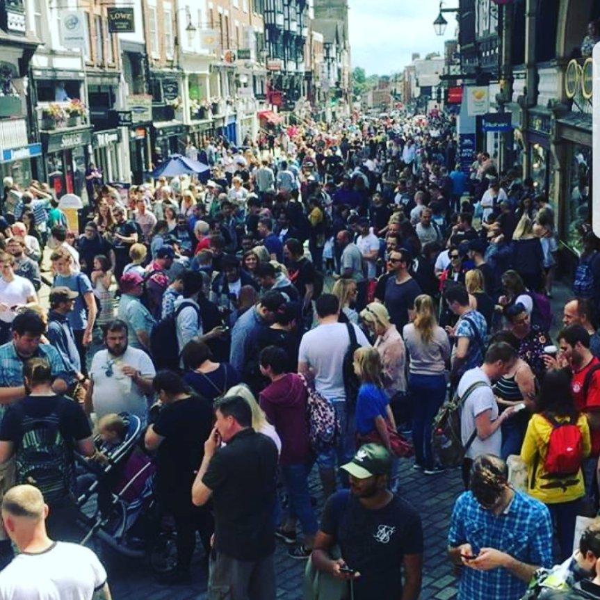 Pokémon Go Fest 2017 – Where WereYou?