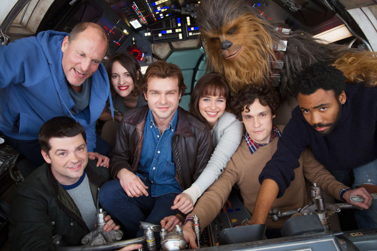 The Han Solo Solo Spin-Off Movie (Easy For You to Say) is Still on Track Despite Directors Leaving. Don't Worry, Ron Howard isHere