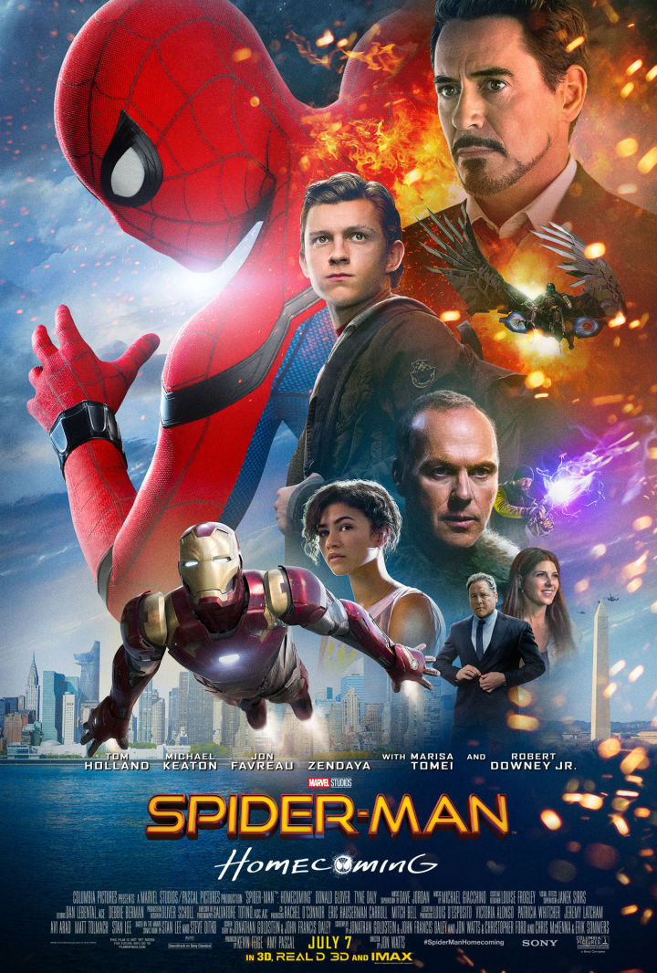 Spider-Man: Homecoming is Here, and so is a Last Minute Teaser to TalkAbout