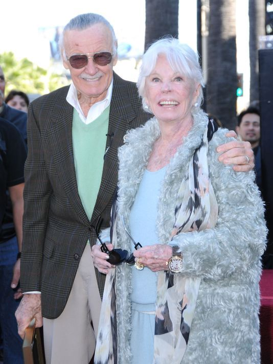 The Real Mrs Marvel and Original Sue Storm, Joan Lee Passes Away Surrounded by Family, aged93.