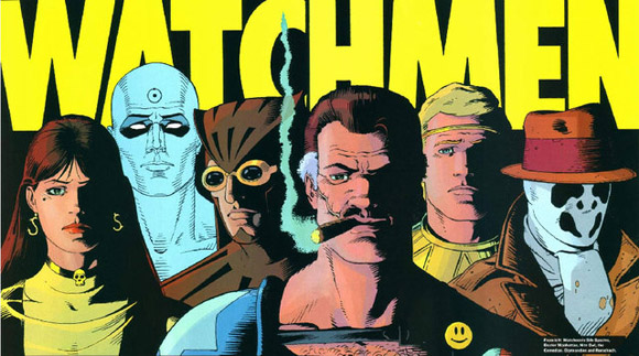 Who Watches the Watchmen? HBO Bring the Seminal Neo-Noir Superhero Epic toTV