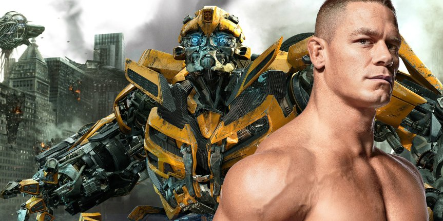 Transformers: Bumblebee Movie Has Its Crew and Castlist, and It Includes One JohnCena!