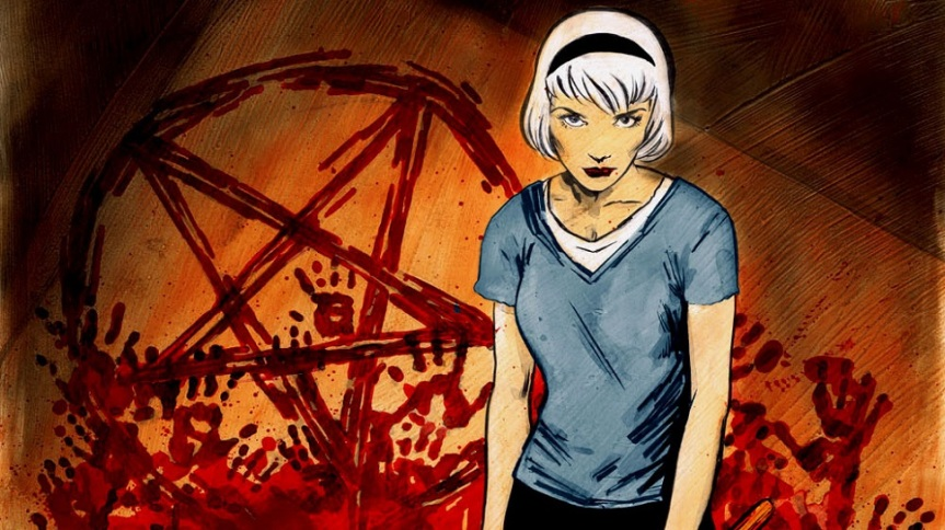 Sabrina the Teenage Witch is Headed Back to Our Screens, Only With A Certainly More Horrific Take This Time Around.