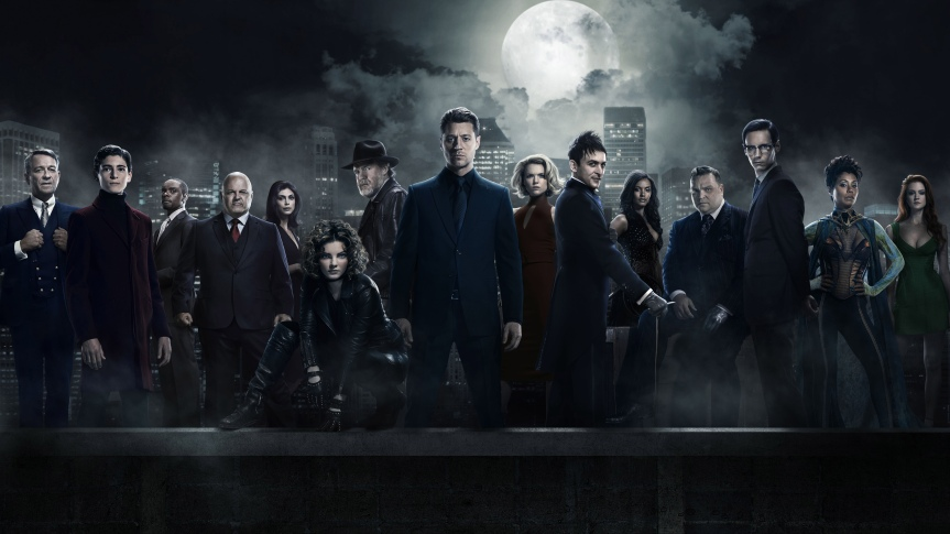 Gotham, A City That Never Sleeps – and Until Recently, (Season 3) Never Aired On British TV Either