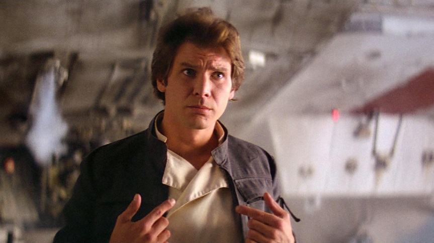 "Han Solo Solo Spin-off Movie Might Be Getting a Little Bit ""Spicey"""