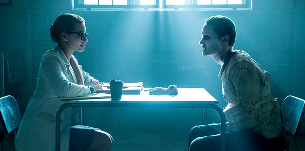 A Clash of the Crazies. Harley Quinn and Joker to Do Battle in a DCMovie.