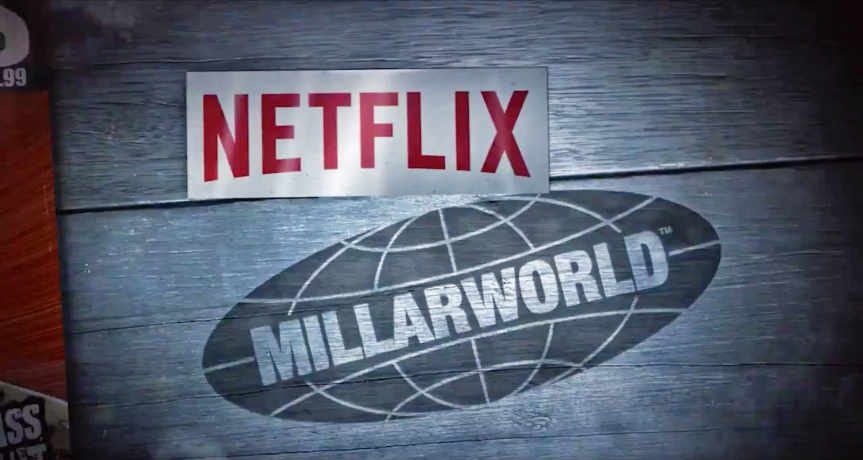 Mark Millar's Millarworld is Coming to Netflix