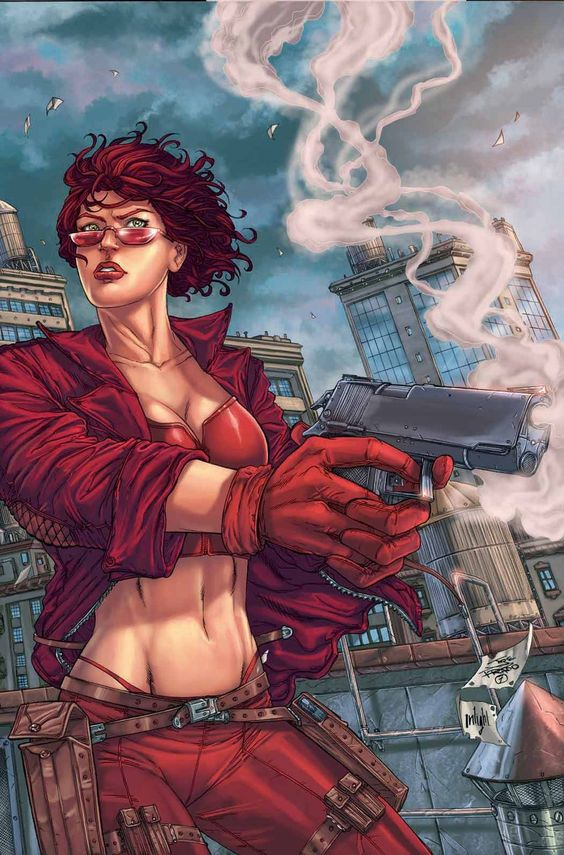 Painkiller Jane Adds Constantine Screenwriter Christine Boylan to its Ensemble.