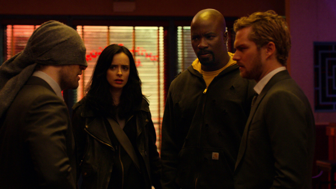 Are The Defenders Better Off Alone? One Viewership Report Might Suggest So.
