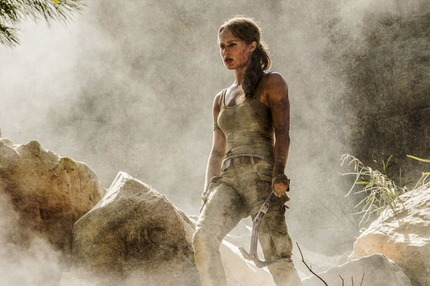 Lara Croft is Coming Back to the Big Screen. NEW Tomb Raider fans, rejoice!