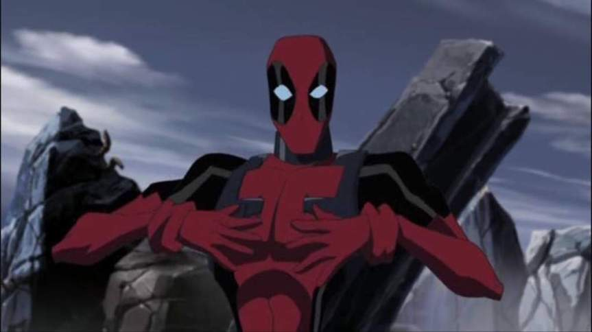 Animated Deadpool Series Coming to FX. This is Not A Drill, People!