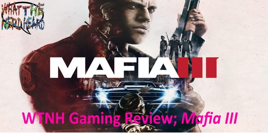 Wright Wrecommendation; MafiaIII