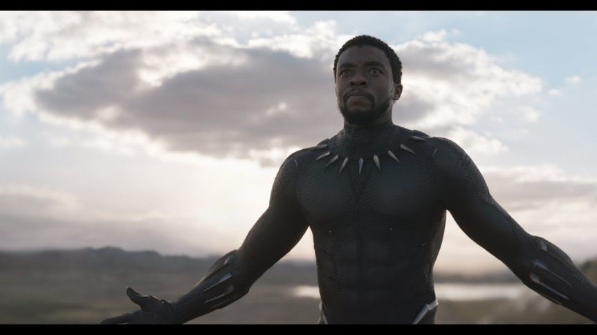 Black Panther Trailer Drops, and Chadwick Boseman Looks Like a Boss