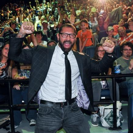 Big Dave Hits the Big Time, as STX Entertainment Announce Partnership withBautista