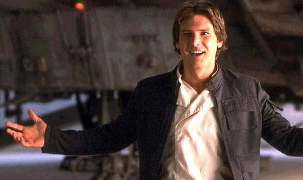 "The ""Han Solo Solo Spin-off Movie"" Finally Has an Official Name! Hallelujah!"