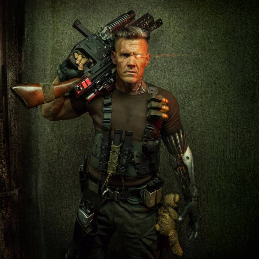 Cable is Coming to Deadpool 2, but Josh Brolin Reveals He's Sticking Around After His Time with the Merc with the Mouth