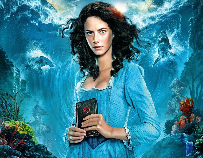 Kaya Scodelario Has Some Ideas For the Future of the Pirates of the Caribbean Movies, And Guess What?
