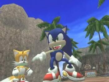Sonic Adventure Image 2
