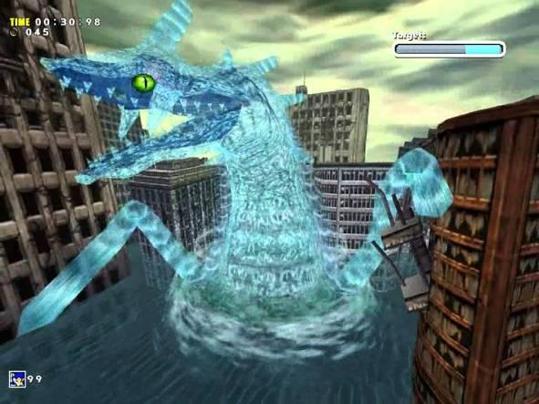 Sonic Adventure Image 5