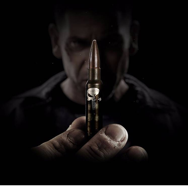 Castle is Coming! The Punisher Takes Aim As Netflix Reveals Official Premiere Date.