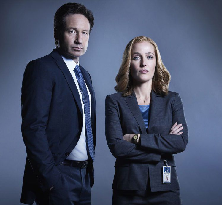 'I Want to [Be]Leave' – Gillian Anderson Discusses X-FilesFuture