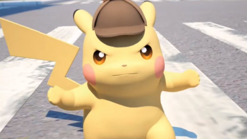 We Have a Lead Role Announced for Detective Pikachu – Sadly, I Can't Say it's DannyDeVito