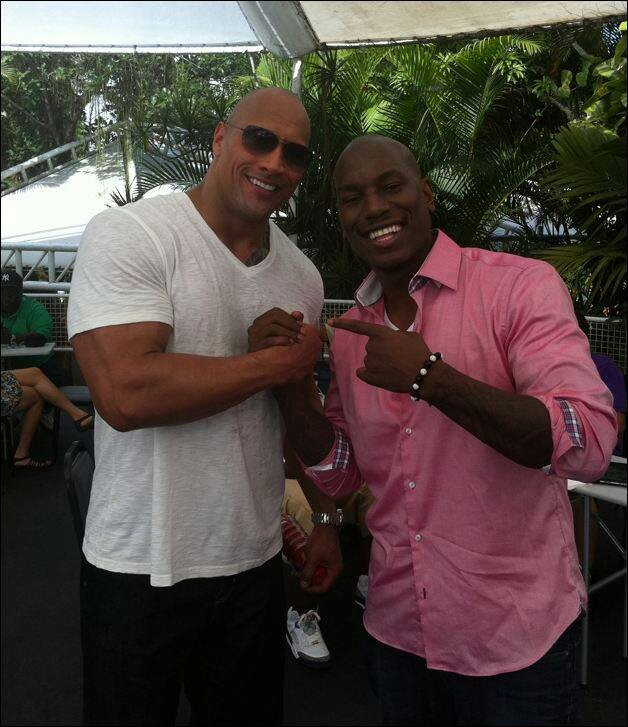 This Feud Has Been Fast and Furious – But Tyrese and Dwayne Seem to Have Finally Slammed on the Brakes