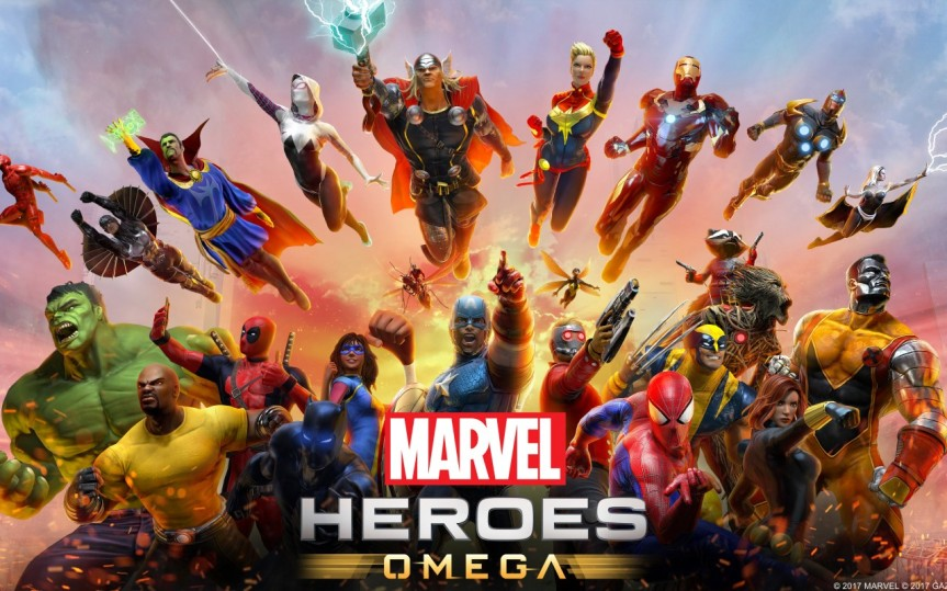 Marvel Heroes Gets the Chop – Another Disney Game Comes to anEnd