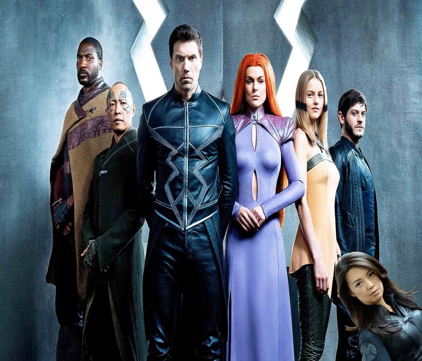 Has An Agent of S.H.I.E.L.D. Actor Let Slip the Future of Marvel'sInhumans?