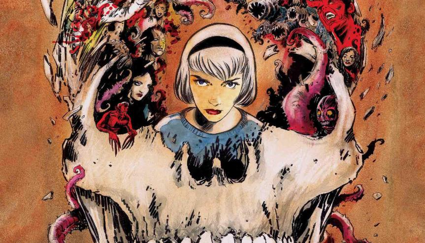 Sabrina Spellman is Headed to Netflix in a Chilling New Series