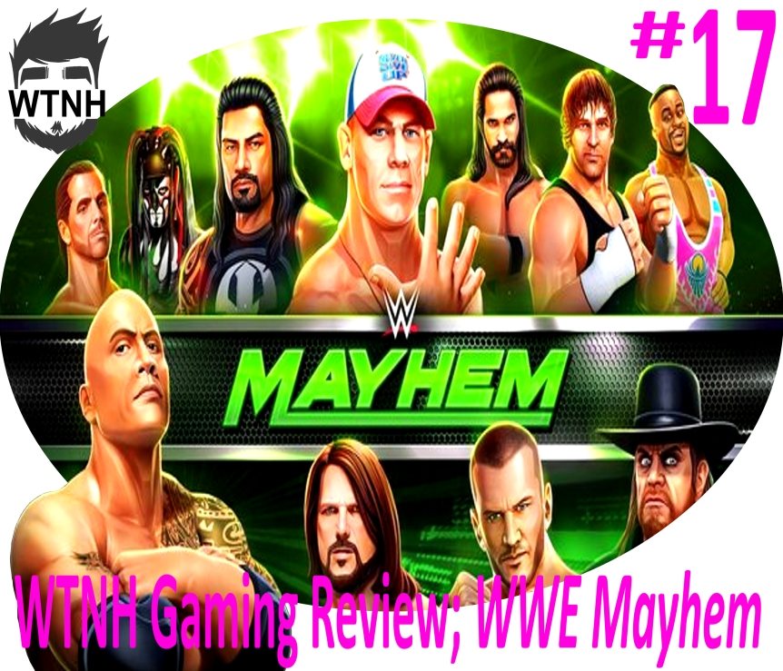 Wright Wrecommendation; WWE Mayhem