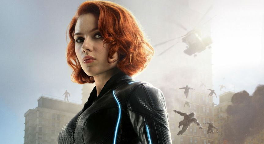 A Black Widow Movie May Be On Its Way