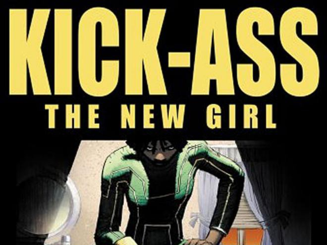 Mark Millar Will Replace New Kick-Ass in Five Years Time