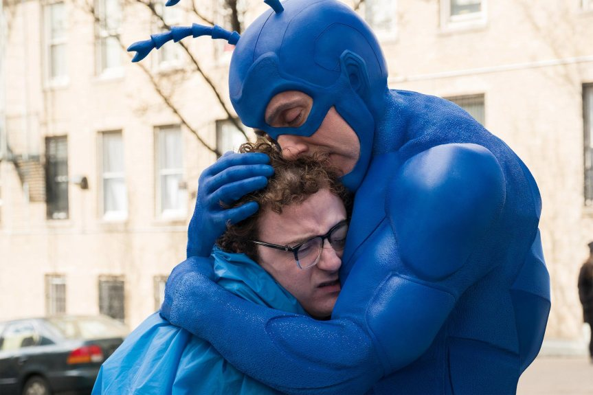 Amazon Confirms Season 2 of The Tick Amid Multiple Cancellations