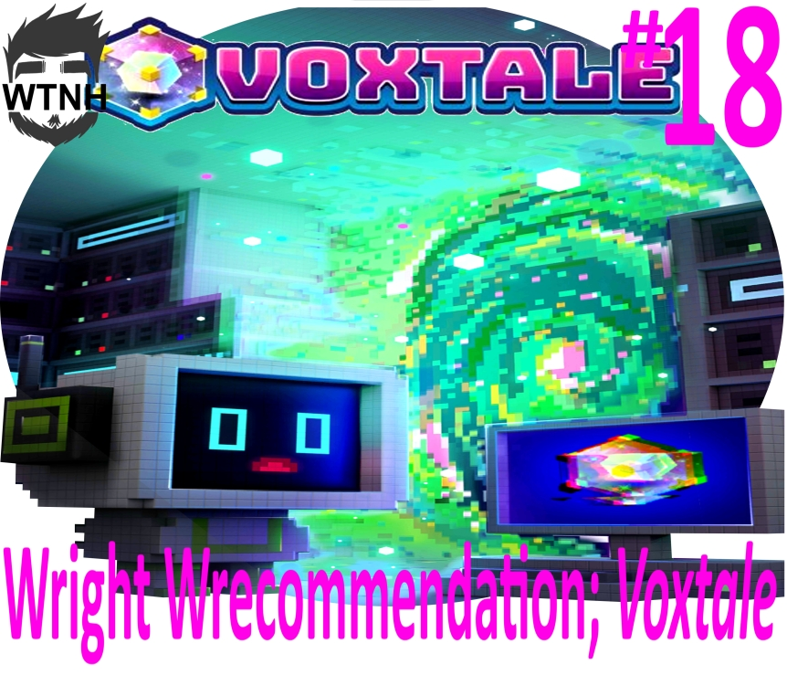Wright Wrecommendation #18; Voxtale