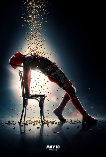 Deadpool 2's Profanity Laden Trailer is Here.