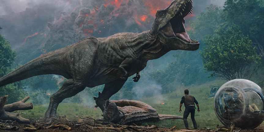 Super Bowl LII Part 2; Jurassic World: Fallen KingdomTrailer