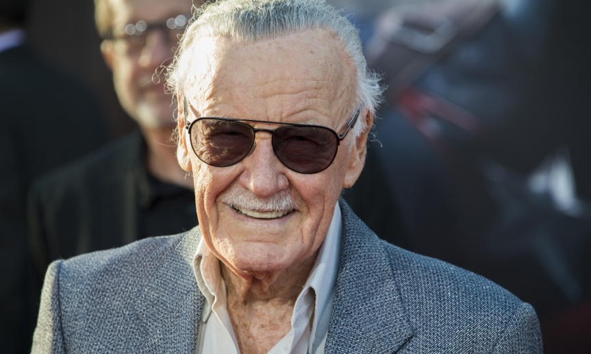 "Stan Lee, Rushed To & Released From Hospital, ""Feeling Great."""