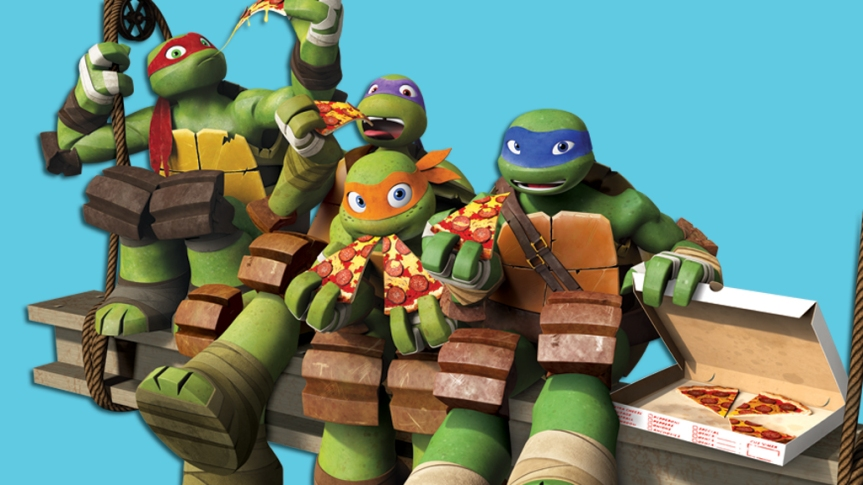 Could PETA Affect a Very Key Trait of the Teenage Mutant Ninja Turtles?