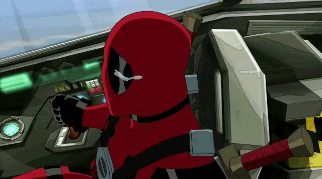 The Animated Deadpool Series Has Been Cancelled