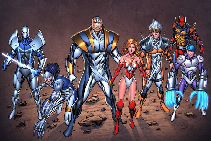 Netflix is About to Get Extreme Thanks to Rob Liefeld