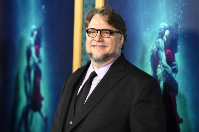 Guillermo del Toro The Shape of Water Vanity Fair