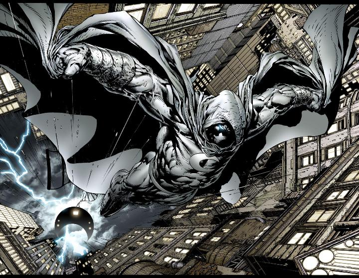 A Moon Knight Series is on Everybody's Lips, But What Did Steven DeKnight Say?
